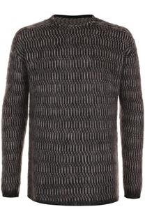Шерстяной свитер свободного кроя Rick Owens