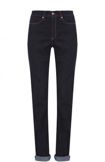 Однотонные джинсы с отворотами Escada Sport