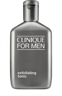 Отшелушивающий лосьон Exfoliating Tonic Clinique