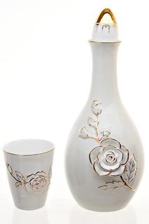 Кувшин, 6 стаканов, 200 мл Best Home Porcelain