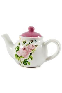 Чайник заварочный Розовый сад Русские подарки