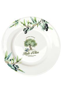 Набор тарелок, 4 шт, 19 см Nuova R2S S.p.A.