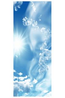 "Постер ""Голубое небо"" Pannorama"