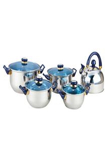 Набор посуды 9 пр. Bekker