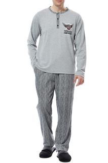 Пижама с брюками Relax Mode