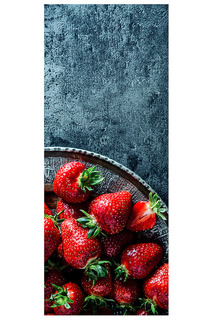 Наклейка на холодильник Pannorama