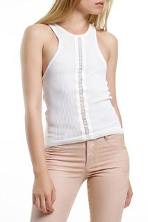 Knitted sleeveless T-shirt Richmond