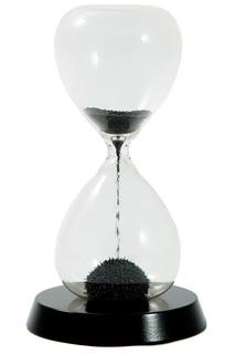 Часы песочные магнитные 13 см Русские подарки
