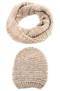 Комплект: шапка и шарф Judith Williams