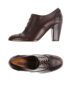 Обувь на шнурках Ralph Lauren Collection