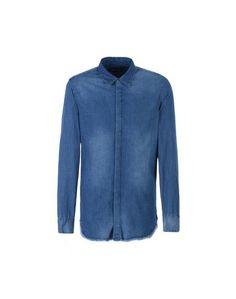 Джинсовая рубашка Edward Spiers