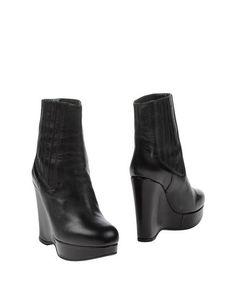 Полусапоги и высокие ботинки Juicy Couture