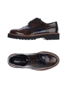 Обувь на шнурках Giorgia & Johns