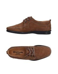 Обувь на шнурках West Coast
