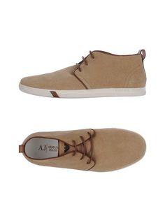 Обувь на шнурках Armani Jeans