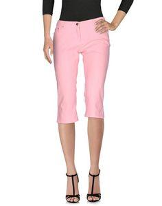 Джинсовые брюки-капри Gianfranco Ferre Jeans