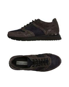Низкие кеды и кроссовки Giovanni Conti