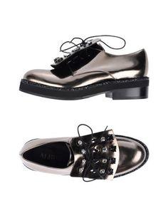 Обувь на шнурках Alberto Gozzi