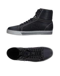 Высокие кеды и кроссовки Armani Jeans