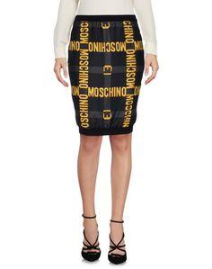 Юбка до колена Moschino Couture