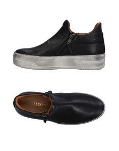 Низкие кеды и кроссовки Alexandra