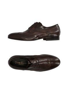 Обувь на шнурках Michel Simon