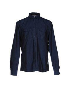 Джинсовая рубашка Orlebar Brown