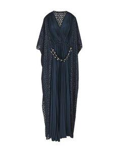 Длинное платье Maurizio Pecoraro