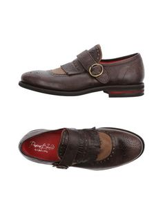 Обувь на шнурках Passion Blanche