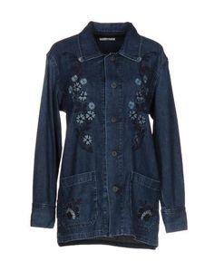 Джинсовая рубашка Alexa Chung FOR AG