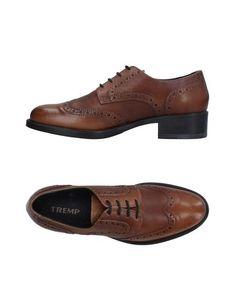 Обувь на шнурках Tremp