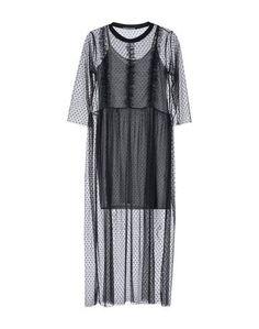 Длинное платье King Kong