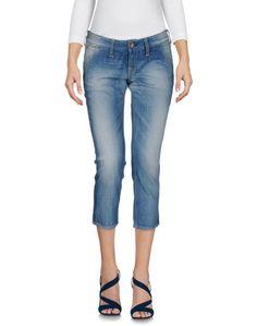 Джинсовые брюки-капри Nolita DE Nimes