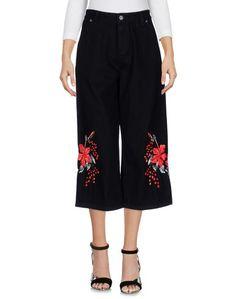 Джинсовые брюки-капри MAD Almadal