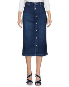 Джинсовая юбка Alexa Chung FOR AG