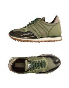 Низкие кеды и кроссовки Alberto Fasciani