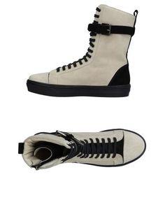 Высокие кеды и кроссовки Liviana Conti