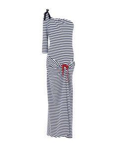 Длинное платье Petit Bateau