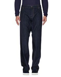 Джинсовые брюки Salvatore Ferragamo