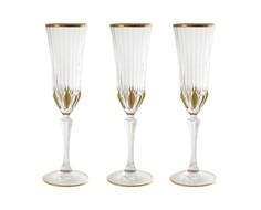 """Набор бокалов для шампанского """"Адажио"""" (6 шт) Same"""