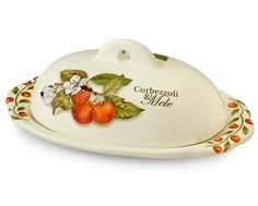 """Маслёнка """"Итальянские фрукты"""" Nuova Cer"""