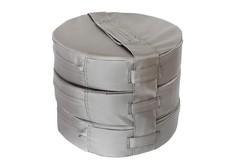 """Подушка на пол """"Silver"""" (3шт) Fresca Design"""
