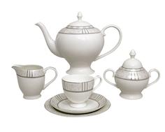 """Чайный сервиз """"Шенонсо"""" 40 предметов на 12 персон Emerald"""