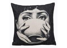 "Арт-подушка ""Лина"", версия ""Tea Time"" Object Desire"