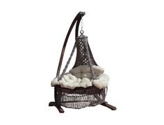 """Подвесное кресло-качели """"CARTAGENA"""" (коричневый) BF"""