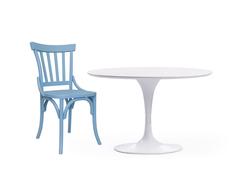"Обеденная группа ""Apriori T"" (стол + 4 стула) Actual Design"