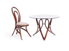 "Обеденная группа ""Apriori V"" (стол + 4 стула) Actual Design"