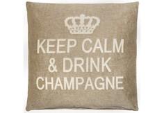 "Подушка ""Шампанское"" FS Home Collection"