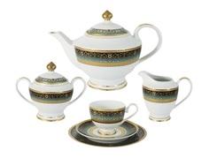 """Чайный сервиз 23 предмета на 6 персон """"Принц"""" Shibata"""