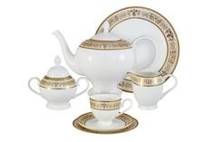 """Чайный сервиз 40 предметов на 12 персон """"Шарлотта"""" Emerald"""